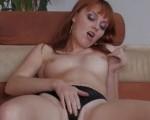 Redhead Marie McCray Masturbates
